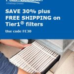 Tier 1 Air Filters