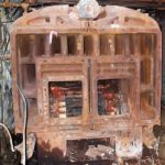 Antique Furnace